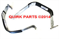 1999-2004 Ford Super Duty Front & Mid Ship Fuel Tank Straps Set of 2 OEM NEW