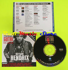 CD JIMI HENDRIX Hey joe PROMO TOTAL GUITAR 52 1999 eec TG 52 01 99 lp mc dvd vhs