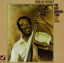 Ray Brown - Soular Energy [CD New]