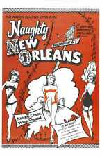 Naughty New Orleans Poster 01 A4 10x8 Photo Print
