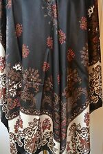NEW AUTHENTIC GIVENCHY ICONIC X LARGE SILK SCARF Made in Italy