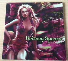 Britney Spears - Everytime - Hi-Bias Radio Remix - CD Single RARE MINT Collector