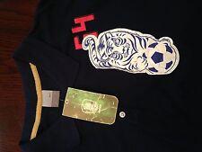 NWT NIKE KOREA FOOTBALL Soccer Polo Shirt KFA 1933. Size XXL