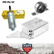 BA BF FG Ford Falcon XR6 Turbo Bosch 044 Pump & Proflow Polished Fuel Surge Tank