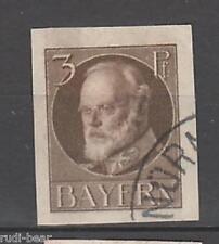 Bayern Nr.   94 B gest.  König Kudwig III