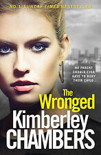 The Wronged (Butlers 3),VERYGOOD Book