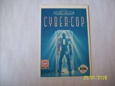 CYBER-COP Genesis Vidpro Card