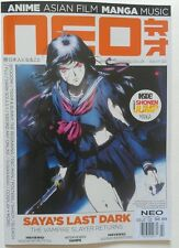 NEO Magazine # 122 April 2014 Printed in UK Anime Asian Flim Manga Music