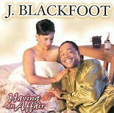 Blackfoot, J.: Having an Affair  Audio Cassette