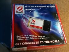 ENCORE ENPWI-G  802.11g Wireless PC Card Adapter