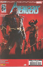 The AVENGERS N° 24 Marvel France 4EME Série Panini COMICS couv 1/2