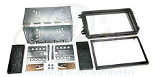 CT23SK03 Skoda Octavia MK2 07 on wards Double Din Stereo Facia Kit