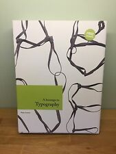 A homage to typography by Pedro Guitton 978-8492643073 NEW