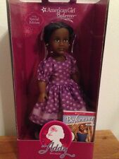 American Girl Addy Mini Doll Special Edition Retired 2016 New In The Box