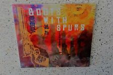 Factory Sealed! Boots With Spurs ~ Voodoo Or Die, The Sun Never Sets Pt. 2, 2012