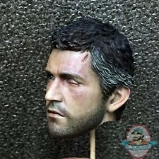 1/6 Scale Road Fighter Battle Damaged Head with Dog by Cult King