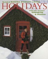 Holidays Favorite Recipes Gifts & Decorations Thanksgiving-Christmas Martha Stew