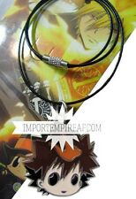 HITMAN REBORN TSUNA COLLANA Necklace collier cosplay tutor vongola Katekyo manga