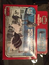 Vintage 1982 Kenner Star Wars micro collection Hoth Generator Attack Sealed MIB!