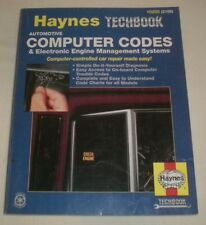 Automotive Computer Codes : Electronic Engine Management Systems Haynes