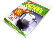 Coghlan's/Coghlans One Cup Coffee Filters for Camping/Backpacking