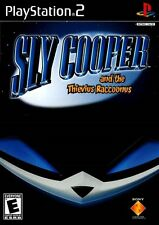 Sly Cooper and the Thievius Raccoonus Greatest Hits - PS2 Game Complete