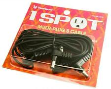 Visual Sound 1-SPOT Multi-Plug 8 Cable Daisy-Chain Guitar Pedal Adapter MC8