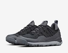 Nike Lupinek Flyknit ACG LOW Black Dark Grey Pale Grey Uk 9.5