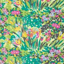 Amy Butler Violette Treasure Butter Floral Cotton Fabric