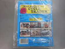 April 1990 Walnecks Classic Cycle Trader Magazine