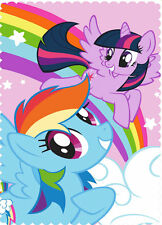 My Little Pony Fleece Blanket-Girls