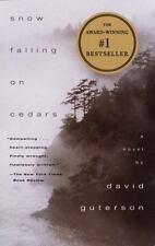 Snow Falling on Cedars: A Novel, David Guterson, 067976402X, Book, Acceptable