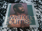 WARREN BURRIS - S / T LP MINT / SEALED!!!! ORIGINAL TIMELESS MODERN SOUL DMM