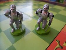 SHREK CHESS SET GAME PARTS PIECES PAWN MOVERS ONLY LOT 2 FREE SHIPPING