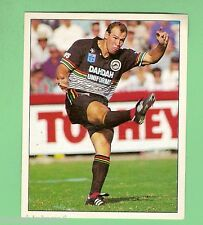 1994 PENRITH  PANTHER  SELECT RUGBY LEAGUE  STICKER #210  GRAHAM  MACKAY