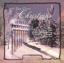 """A PAN FLUTE CHRISTMAS"" COMPACT DISC / CD - LITTLE DRUMMER BOY / SILENT NIGHT +"