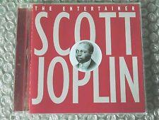 CD SCOTT JOPLIN THE ENTERTAINER GOING FOR A SONG JAZZ - RAGTIME ALBUM 20 TRACKS