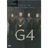 G4 - Live at the Royal Albert Hall (Live Recording/+DVD, 2005)