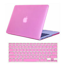 "Laptop Hardcase Shell+Keyboard Cover For Mac Macbook PRO 13"" Retina A1425/ A1502"