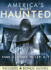DVD America's Most Haunted / Bay Coven / Midnight's Child / Daughter o