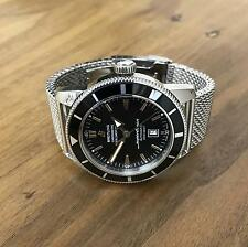 Breitling SuperOcean Heritage A17320 2009 46mm Model with Box and Warranty