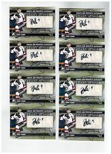 2013-14 In the game heroes and prospects auto Robby Fabbri St. Louis Blues