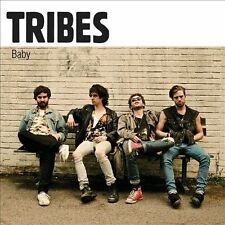 Baby by Tribes CD 2012 Universal Republic NEW