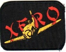 XERO Bruce Dickinson  sew on printed patch