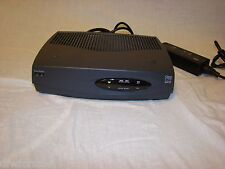 (Lot of 2) Cisco 1700 Series Model 1721 & 1720 Ethernet Router One power supply