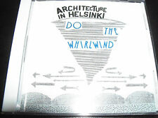 Architecture In Helsinki – Do They Whirlwind Rare 4 Track CD EP