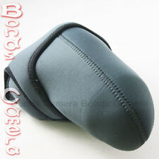 Medium Neoprene Soft Camera Case Bag Pouch Cover for DSLR SLR Camera 17cm length