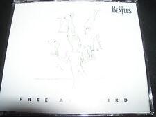 The Beatles Free As A Bird Rare Australian 4 Track CD Single