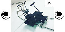 "4 Wheel Steering Doorway ""Prima"" Dolly for Professional Film Video Production"