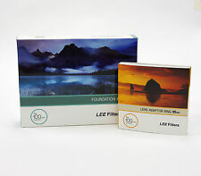 Lee Filters Foundation Holder Kit + 95mm Standard Adapter Ring. Brand New